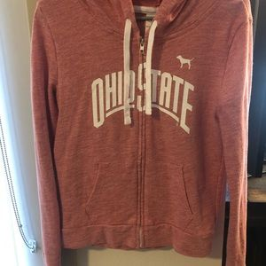 Victoria Secret Pink Ohio State Jacket